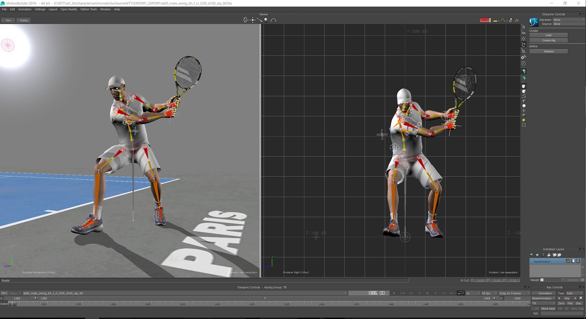 How the team at Breakpoint is going all-out for the animations in Tennis World Tour: https://t.co/xONO6oNelw https://t.co/IMSTBJXljF