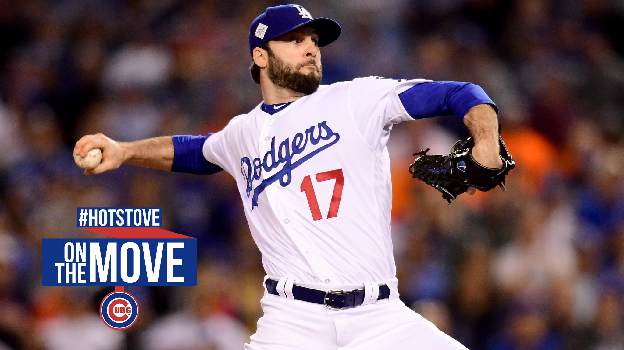 .@Cubs nearing deal with RHP Brandon Morrow. Club hasn't confirmed. https://t.co/L9Y26nQWlr https://t.co/PzABgnjny8