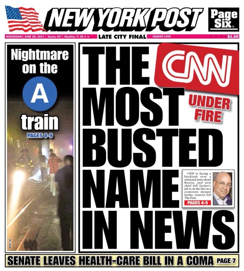 @realDonaldTrump CNN - the most busted name in news! https://t.co/VO0kcOQKqW