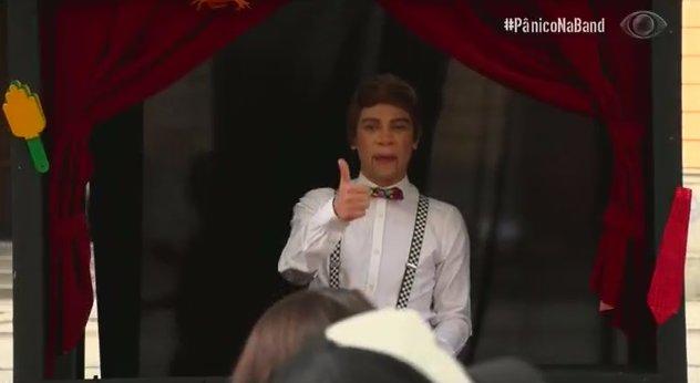 #PanicoNaBand