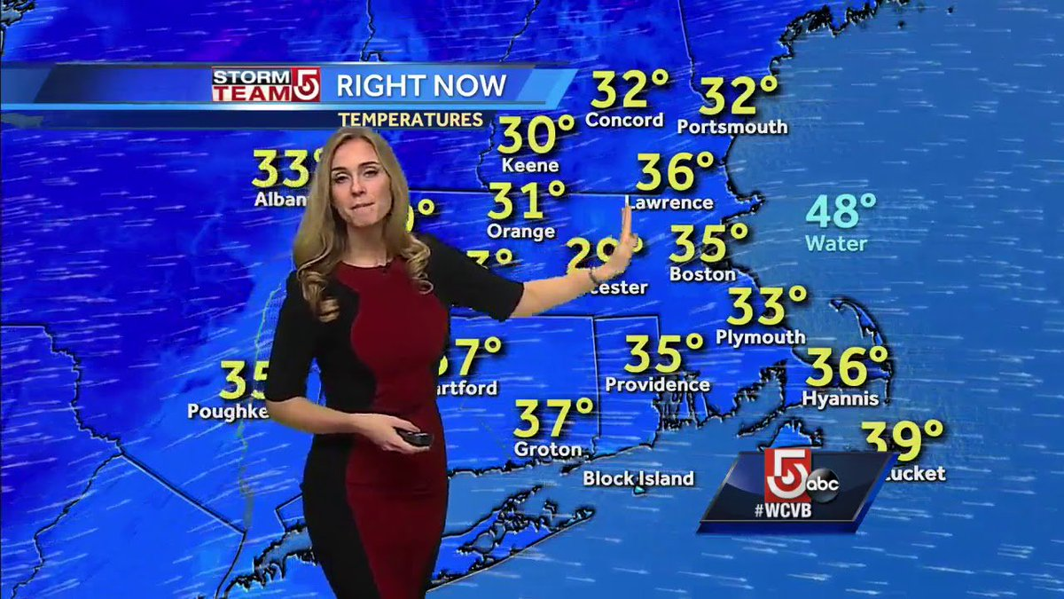 Video- Tracking Messy Snow & Rain Tuesday