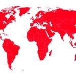 RT : El mundo entero segun el CNE del...
