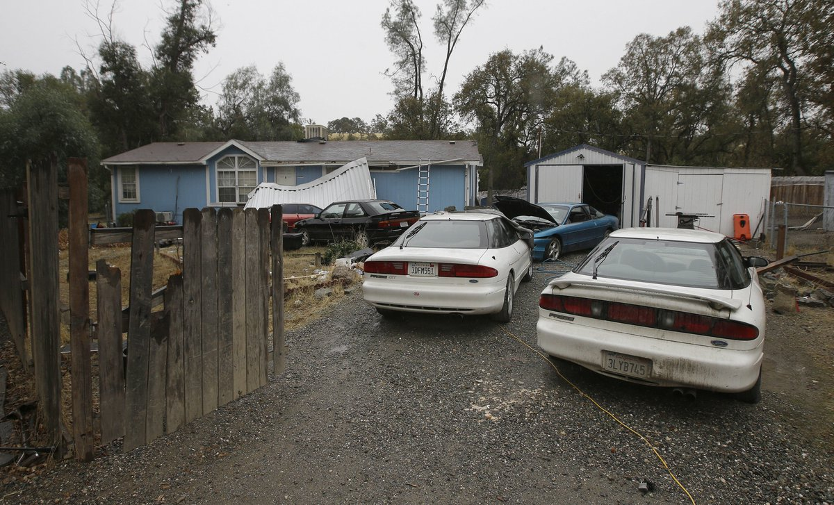 Gunman who killed 5 in Northern Calif. died by suicide