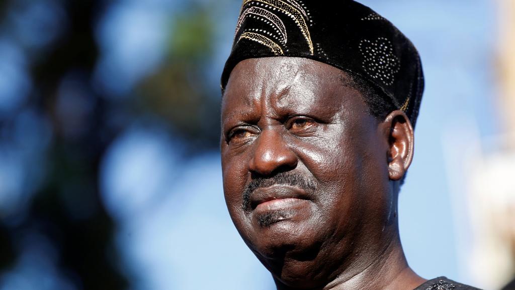 l'investiture parallèle de Raila Odinga reportée par l'opposition