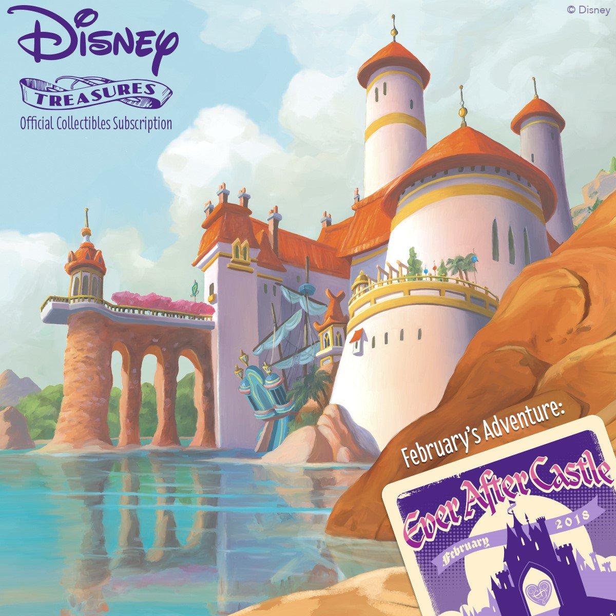 RT & follow @OriginalFunko for a chance to win a #DisneyTreasures Ever After Castle box! https://t.co/OYajnaJpY7 https://t.co/ZE6hcDA1UC
