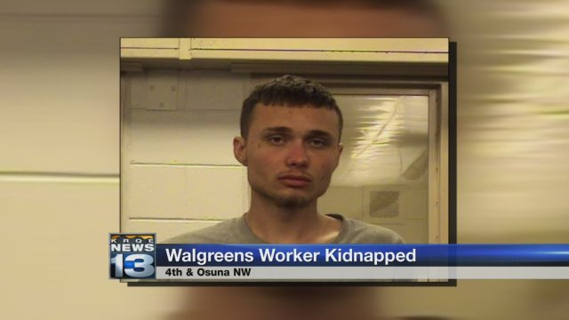 Man accused of armed kidnapping followed by carjacking