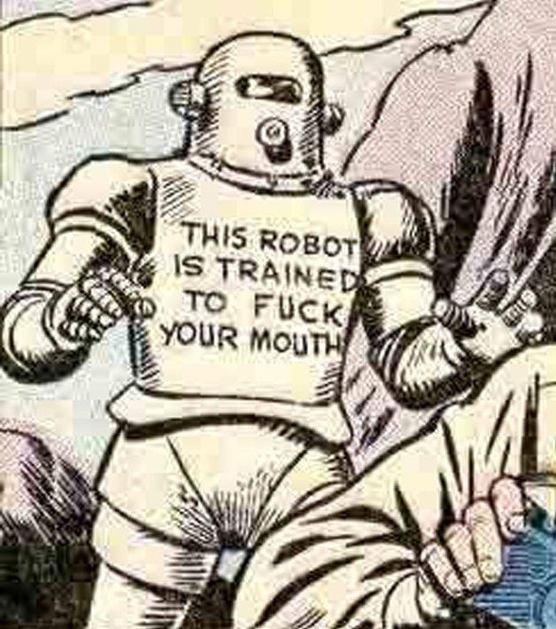AlphaOmegaSin robot