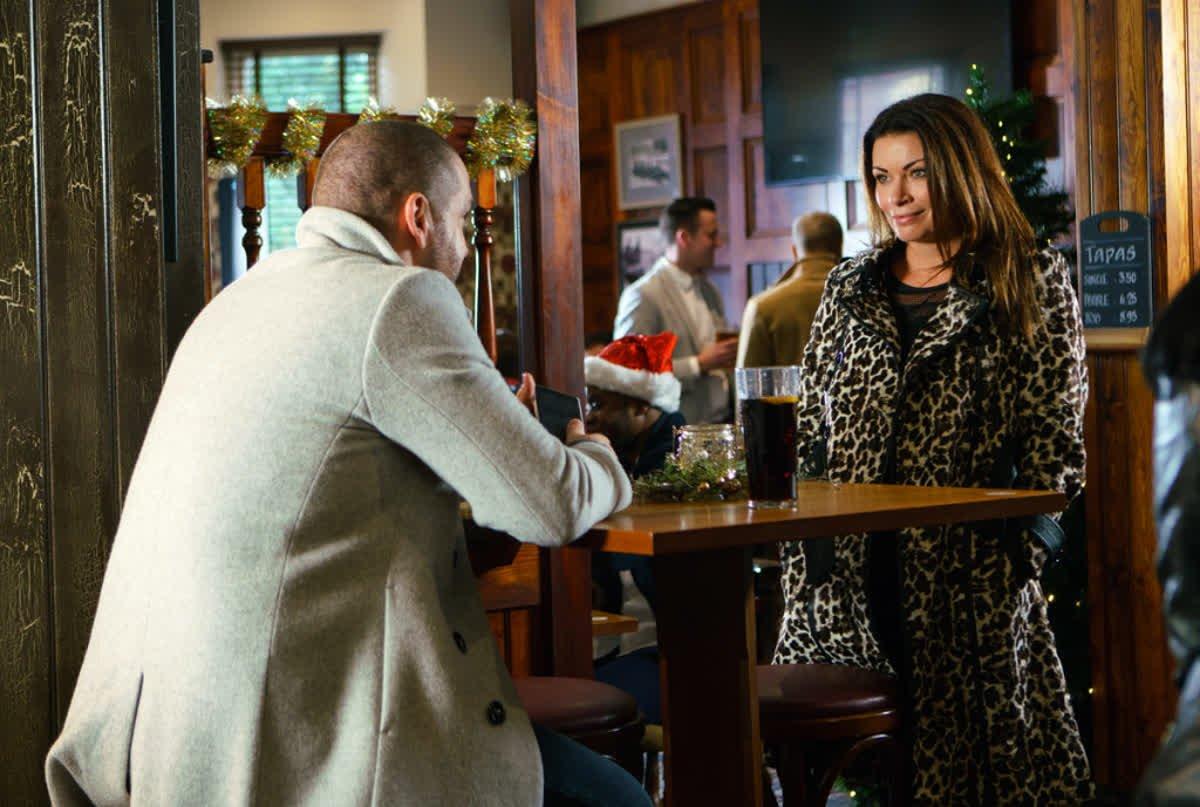 CHRISTMAS Coronation Street Spoilers: Carla's back but what secret is she