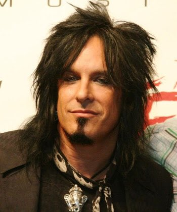 Happy birthday Nikki Sixx!!   MOTLEY CRUE       Shout At The Devil