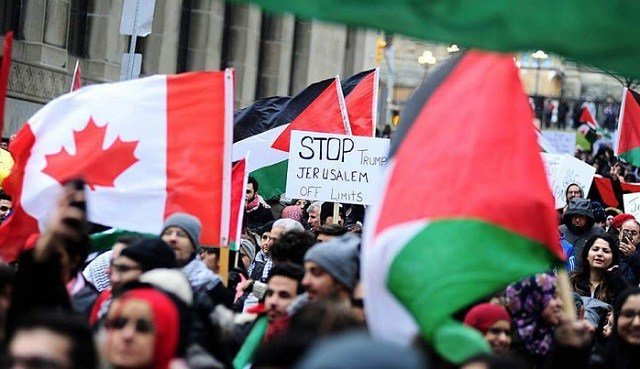 Thousands rally in Morocco against US Jerusalem move
