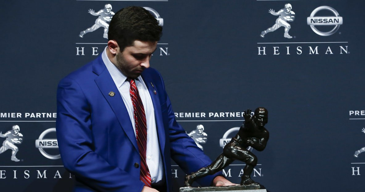 Recent Heisman history brings good and bad for Oklahoma's national title hopes