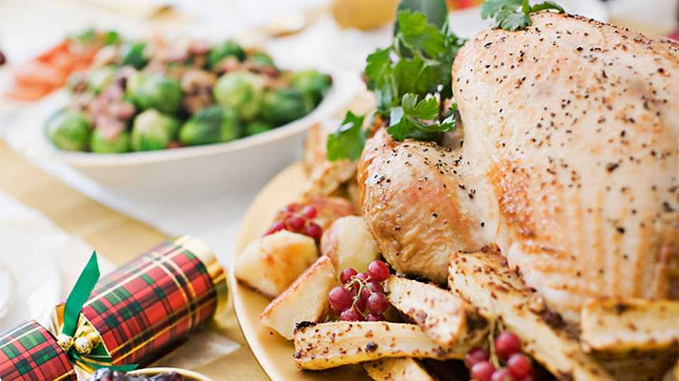 Christmas dinner hacks that will save time and impress your guests