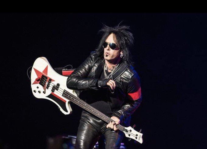 Happy 59th Birthday to Nikki Sixx of Motley Crue   \\m/...