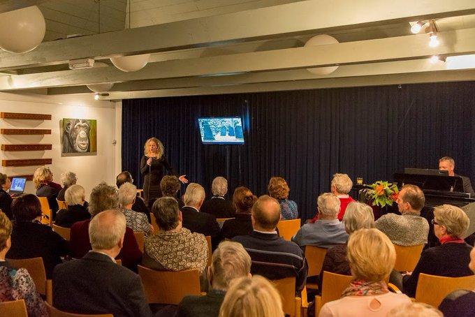 Geslaagd optreden Maghen Hilgersum in Wateringse Hofboerderij https://t.co/Zg6vc72VKd https://t.co/8qM14MrUMs