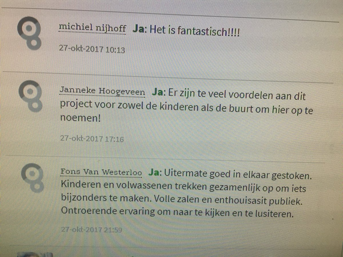 test Twitter Media - Over ons op de @IBuurtBalie: #FonsvanWesterloo #MichielNijhof en #jannekehoogeveen #dank!! https://t.co/JP1FKPiPYe