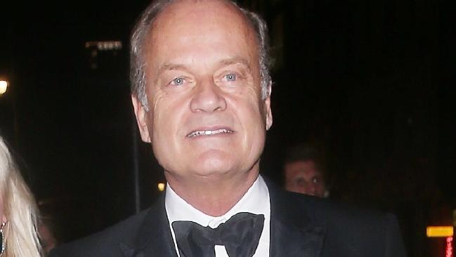 Frasier star Kelsey Grammer says he is still haunted by the rape and murder of his younger sister
