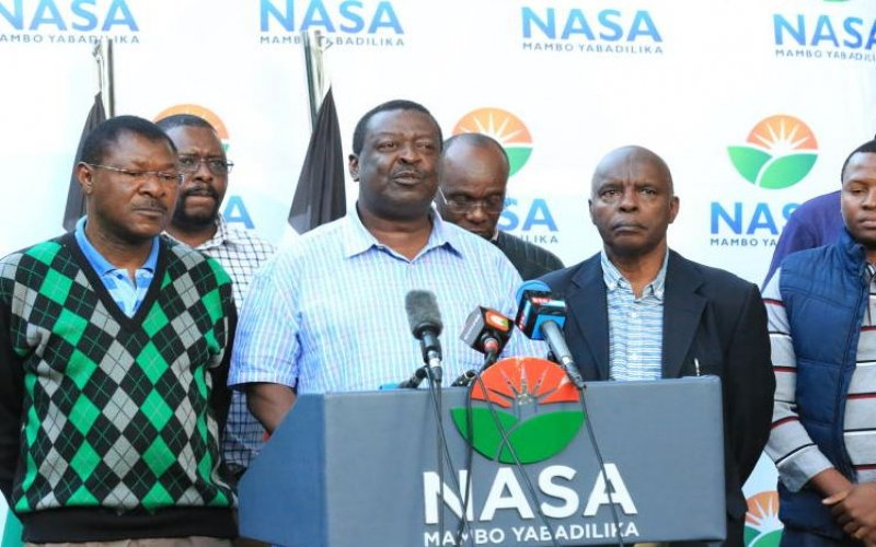Three major reasons why NASA postponed Raila's swearing-in
