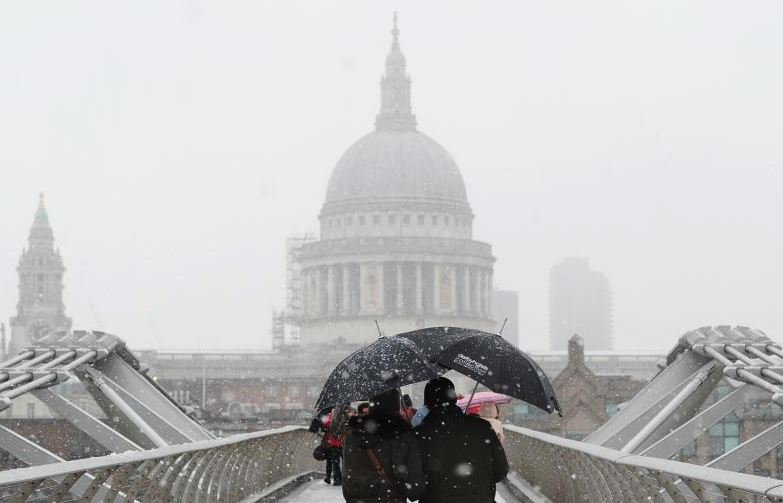 Local tour agencies monitoring situation in Europe following heavy snowfall
