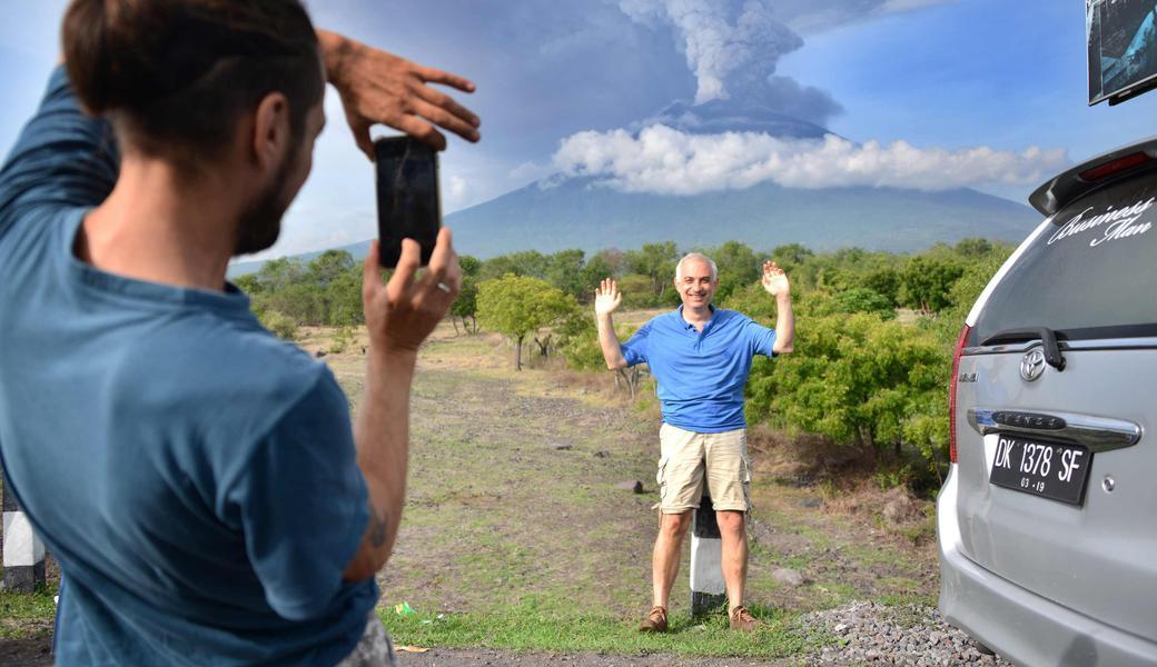 Turis Australia Tak Peduli dengan Erupsi, Bali Tetap Favorit https://t.co/9KeQIbXURT https://t.co/ig2fhPTxJS