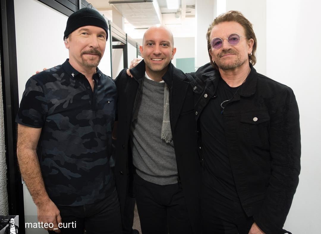 #Bono