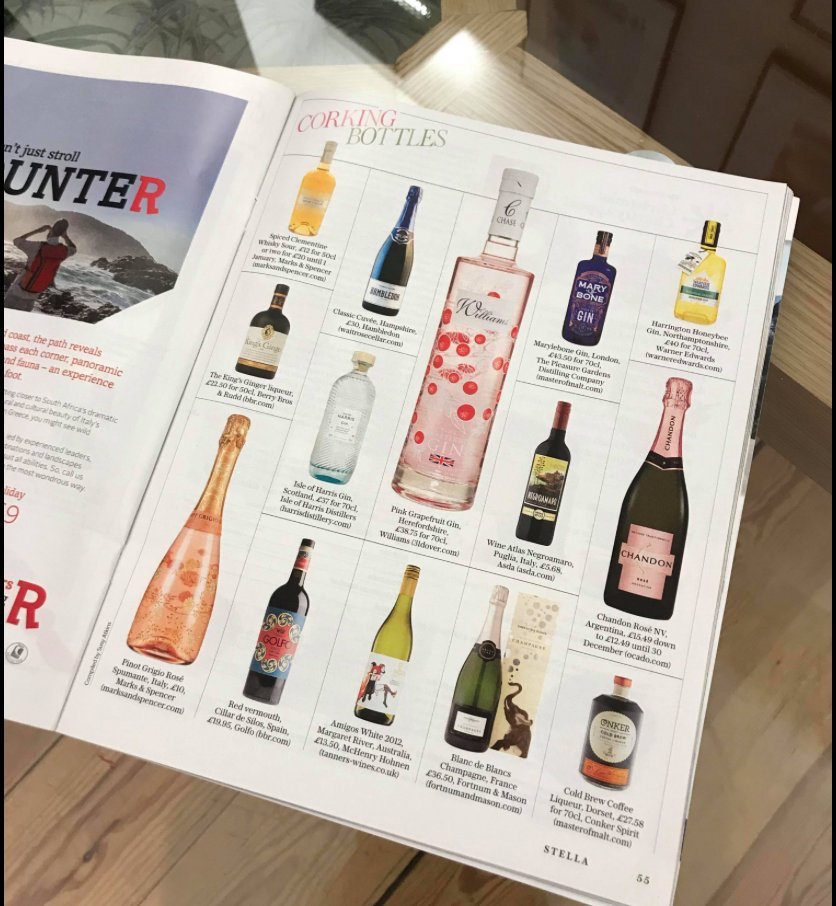 test Twitter Media - Thanks so much to @AmzBryant & @SusyAtkins for covering @ChandonUK in @StellaMagazine 'Corking Bottles' Christmas Gift Guide. https://t.co/ZgCOHtwSe5