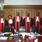 LIVE UPDATES: Supreme Court rules on withdrawal of Raila Odinga from the race