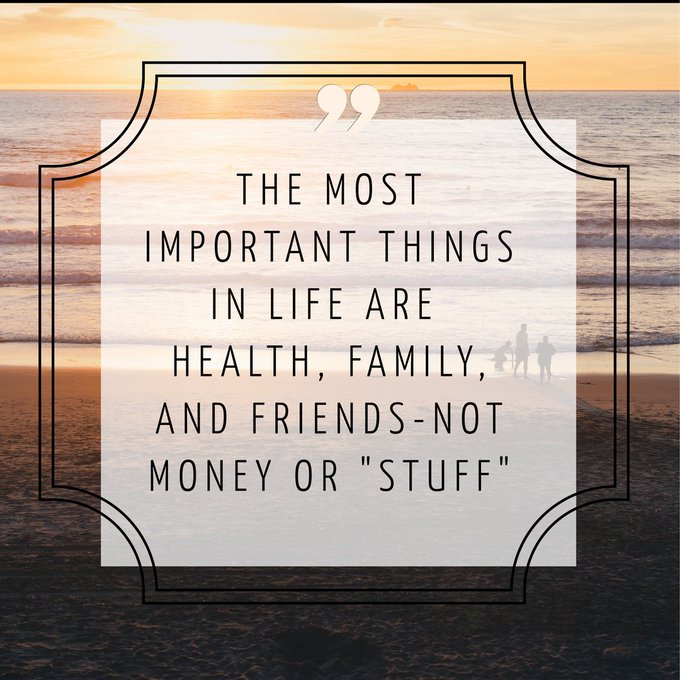 RT @DrKristieLeong: #MondayMotivation: The best things in life don't have an obvious price tag. #health https://t.co/qZUYiRMC1j
