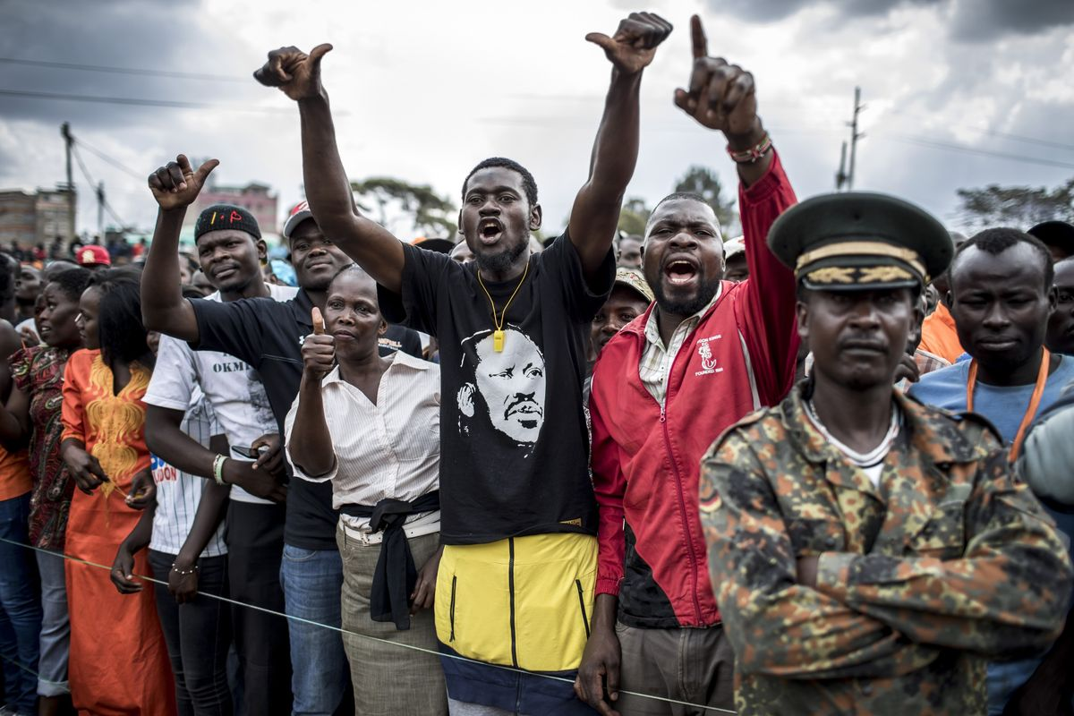 "test Twitter Media - Kenya's opposition delays plans to swear-in its leader as president of a ""People's Assembly"" https://t.co/DvK2hRpkXF https://t.co/eZIXjTFdaC"