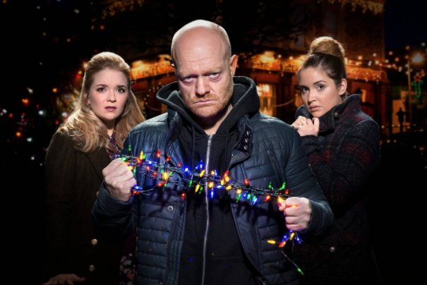 CHRISTMAS IN WALFORD: The Brannings are destroyed and lives are on the