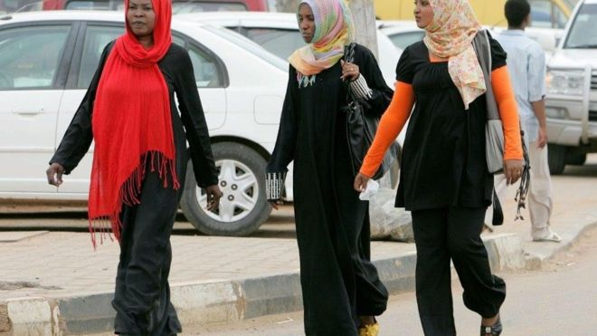 No charges over Sudan women's trousers