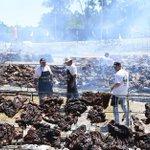 Pendant ce temps-là, l'Uruguay organise le plus gros barbecue du monde