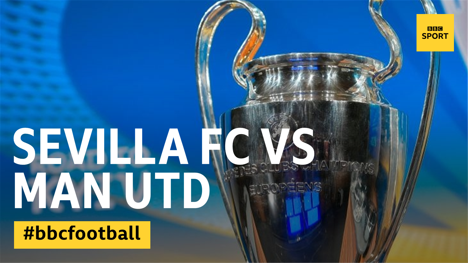 Sevilla FC v Man Utd �� https://t.co/5U77L86HKl #UCLDraw https://t.co/cCafnFWV9D