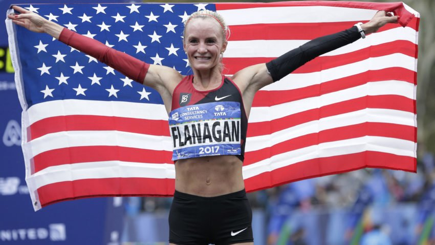 Shalane Flanagan headlines American runners field for 2018 Boston Marathon