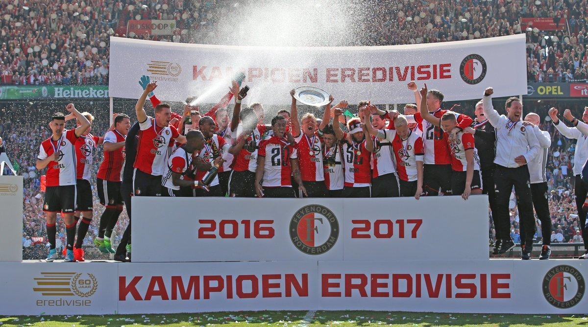 test Twitter Media - Sport Awards Rotterdam-Rijnmond 2017:  Feyenoord 🏆 Sportploeg van het Jaar Giovanni van Bronckhorst 🏆 Sportcoach van het Jaar Karim El Ahmadi 🏆 Sportman van het Jaar  🔴⚪️⚫️ https://t.co/dIF0VOTAAV