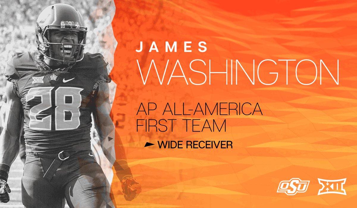 James Washington adds another  james washington