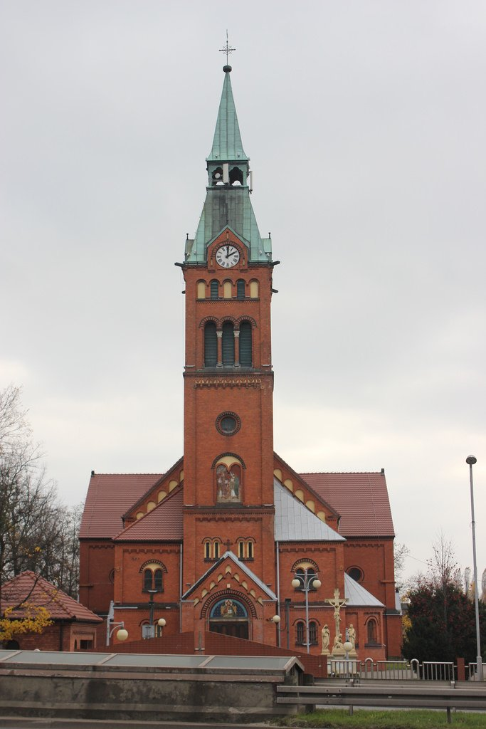photo Nowe zdjęcie: Kościół ŚŚ. Jana...
