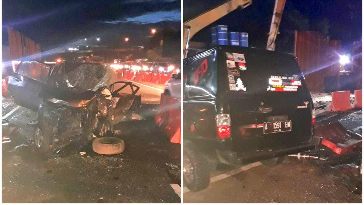 Kecelakaan di Tol Cawang, Ini Identitas 13 Korban https://t.co/B4GSOxUkEx https://t.co/v6MLyJu2FQ