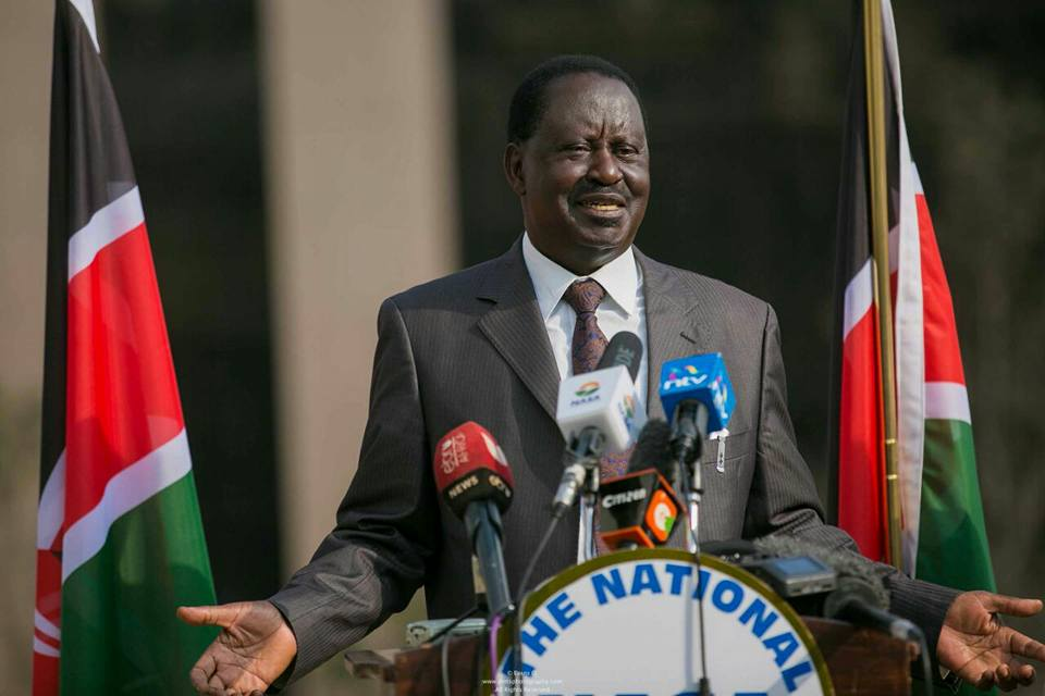 US hails NASA for postponing Raila's controversial swearing-in ceremony