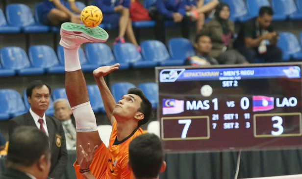 Piala Raja Thai: Regu Malaysia tewaskan Laos 2-0