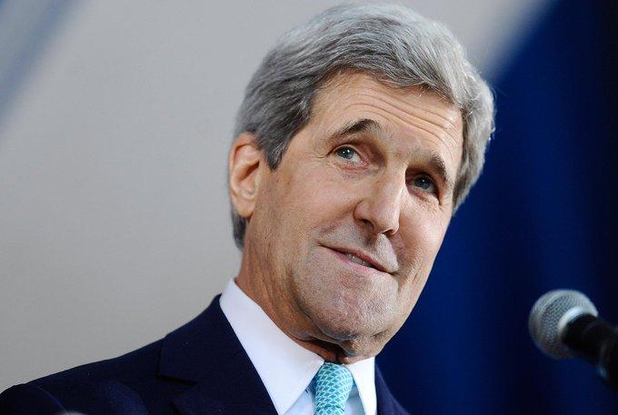Wishing John Kerry a Happy Birthday.