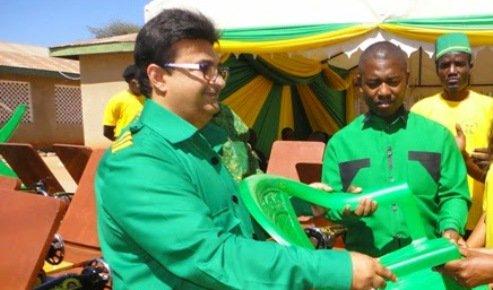 Gulamali ashinda kura za maoni ubunge Singida Kaskazini