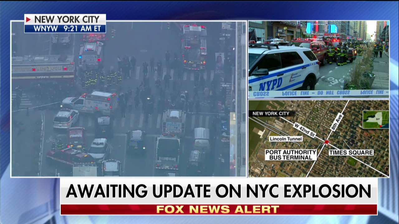 Awaiting Update on NYC Explosion https://t.co/ZUlCYV7RRU https://t.co/9aCy1IupdC