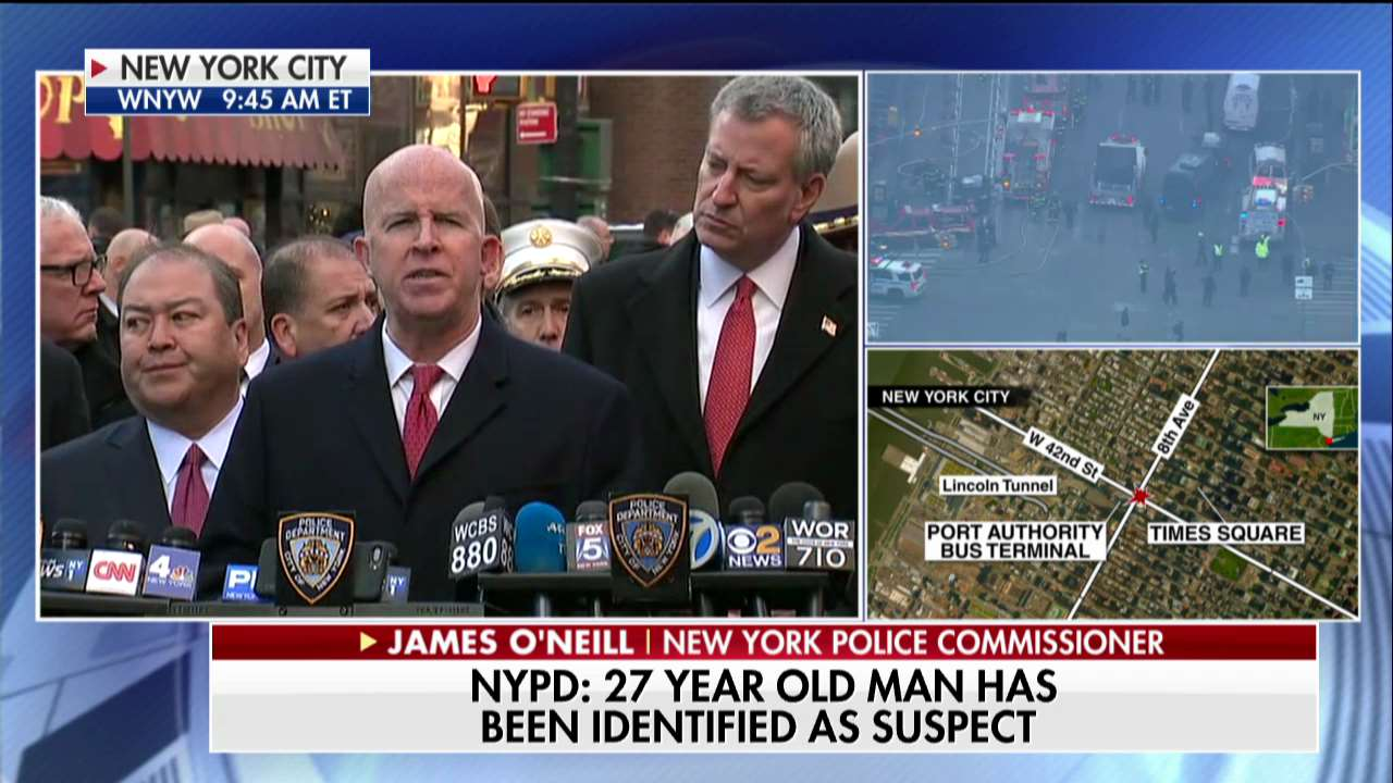 .@NYPDONeill: 'We are New Yorkers, we don't live in fear.' https://t.co/ZUlCYV7RRU https://t.co/FrxQaJ7NBx