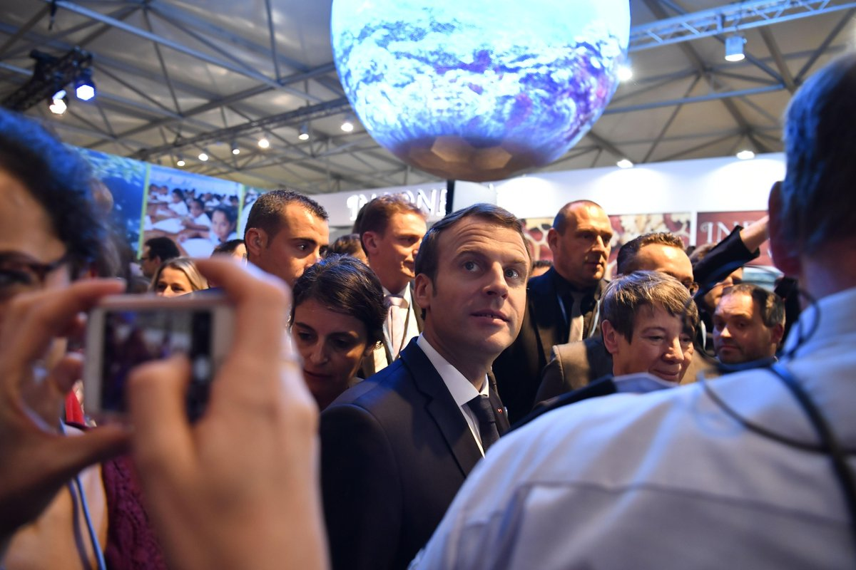 France lures U.S. scientists with anti-Trump climate grants