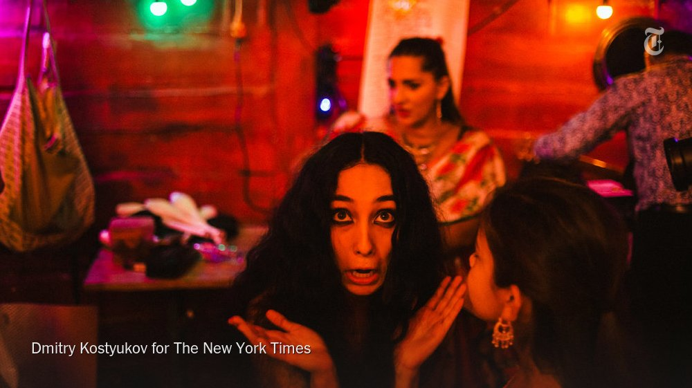 On the road in France, a family of Roma circus performers tries to 'build bridges' https://t.co/Mhn1ek7pTj https://t.co/q08N6ysQ6f