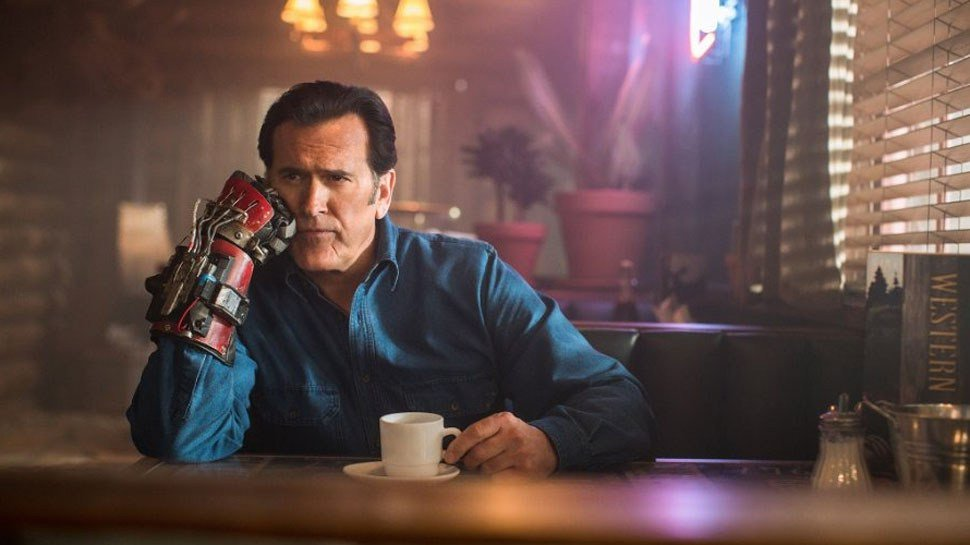 "Both Seasons of ""Ash vs. Evil Dead"" Just Arrived On Netflix Streaming! https://t.co/YMU8jLebMs https://t.co/UCwDH8MIMr"