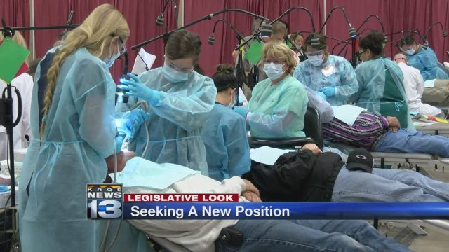 Lawmakers push for licensing system for dental therapists