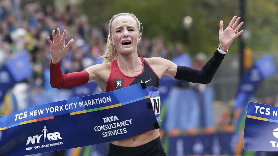NYC winner Shalane Flanagan will run Boston Marathon in April