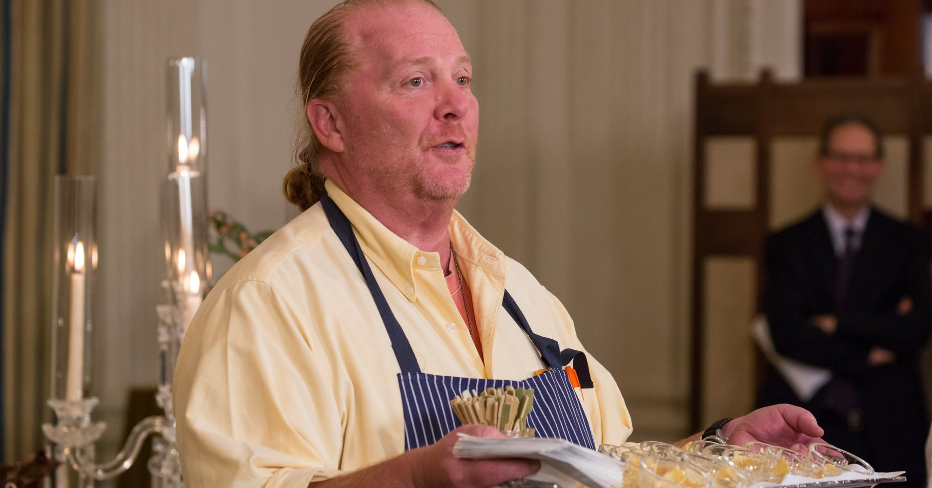 Chef Mario Batali takes leave after 4 women accuse him of sexual misconduct https://t.co/5nsdnNWt1S https://t.co/lTPoahjVPc