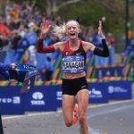 NYC marathon winner Shalane Flanagan running Boston Marathon